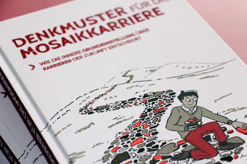 Buch Denkmuster für ie Mosaikkarriere
