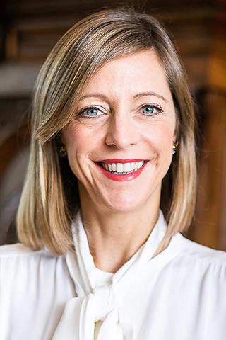 Sophia von Rundstedt, CEO der Outplacement- und Karriereberatung von Rundstedt